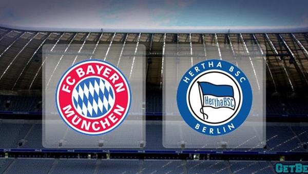 بث-مباشر-مباراه-هيرتا-برلين-و-بايرن-ميونخ-بتاريخ-5-2-2021-الدوري-الالماني