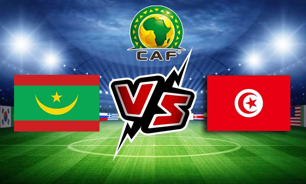 تصفيات-كاس-العالم-موريتانيا-و-تونس